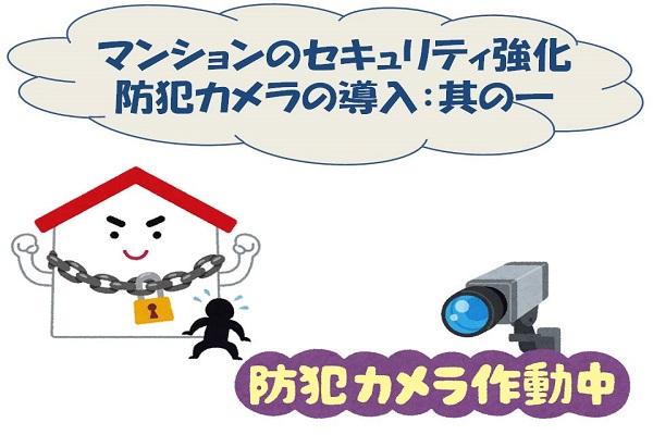 マンションのセキュリティ強化[1]