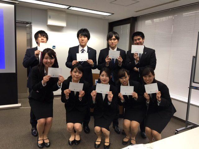高松での新入社員研修!