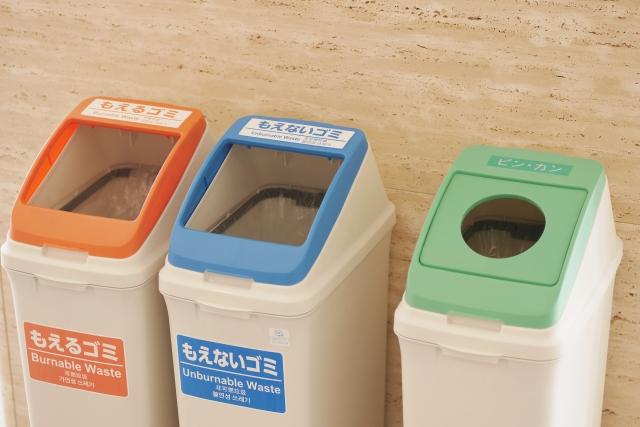分譲マンション管理員の仕事/何故、ゴミの分別が必要か?