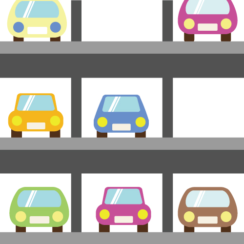 マンションの機械式駐車場利用時の注意事項とトラブル実例について