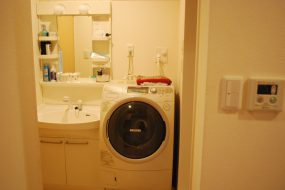 マンションの洗濯排水口の洗浄できていますか?│洗濯機の大型化対策