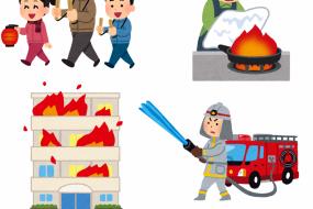 火の用心!データで見る火災発生状況について