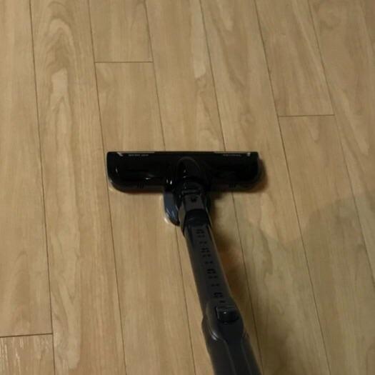 効率のいい掃除機の使い方