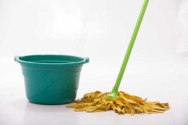 分譲マンション管理員/管理員代行業務清掃の流れ
