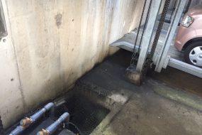 こんなときどうなる?|機械式駐車場の排水ポンプが故障した編