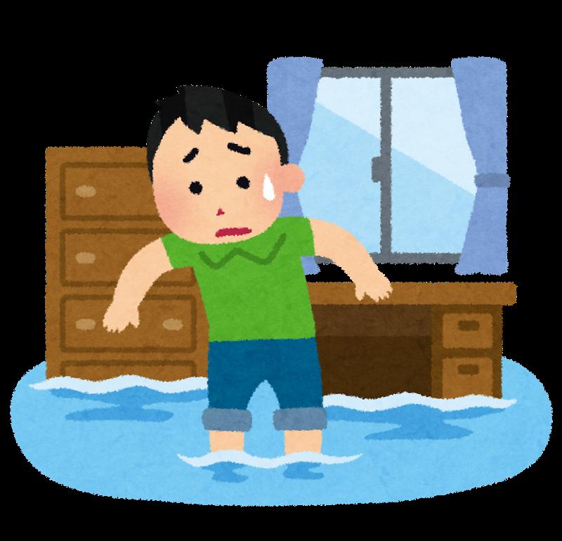 豪雨災害で被災したときに使える保険とは?