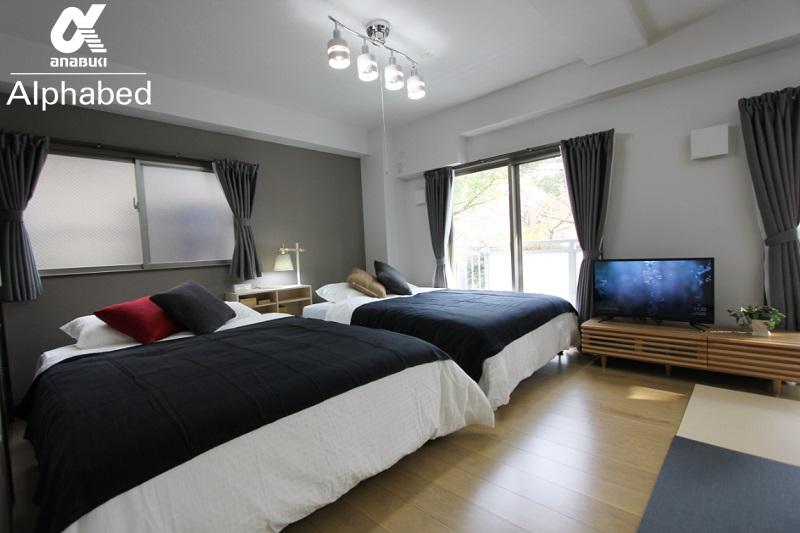 広島への出張・観光にお勧めの宿泊施設|広島市中区の民泊【Alphabed広島平和大通り】