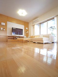 リフォーム後もお部屋をきれいに保つ方法~コーティングの種類と効果~