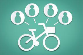シェアサイクル利用時に確認したい5つのポイント