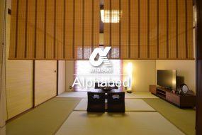 香川でのグループ旅行にイチオシ!まるで旅館のようなお部屋が楽しめる民泊【Alphabed高松丸亀町】