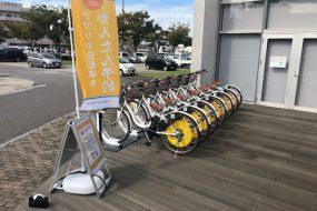 日本で急増しているシェアサイクルとは!?