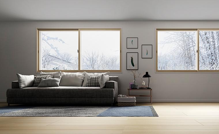結露対策には内窓がおすすめ。窓リフォームでこんなに変わる!!快適生活。